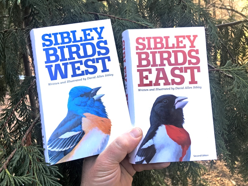 The completely new and revised Eastern and Western Field Guides