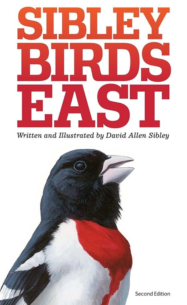 The sibley guide to birds, second edition by david allen sibley.